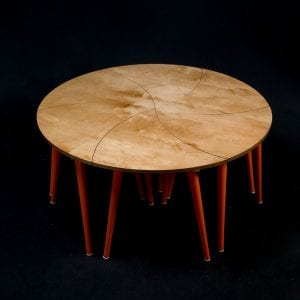 Anamorphic Coffee Table
